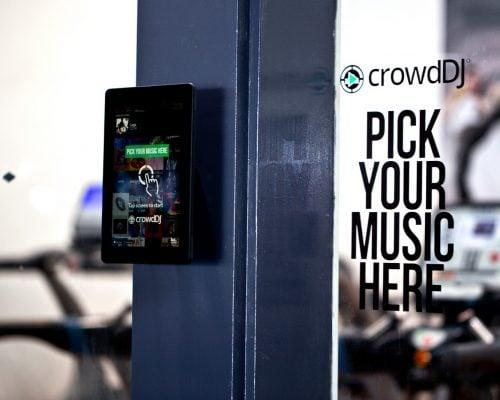Benefitness Crowd DJ