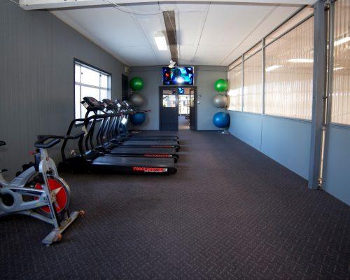 Benefitness Upper Hallway 2