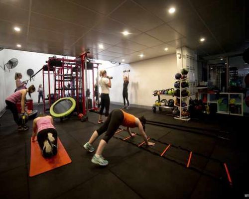 Functional Training Zone 1