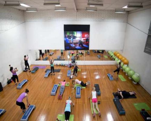 fitness classes Adelaide