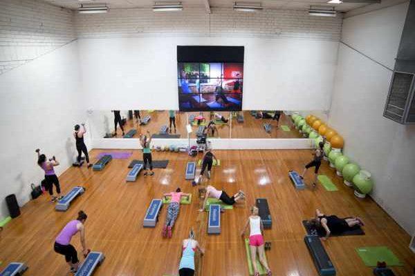 fitness classes Adelaide